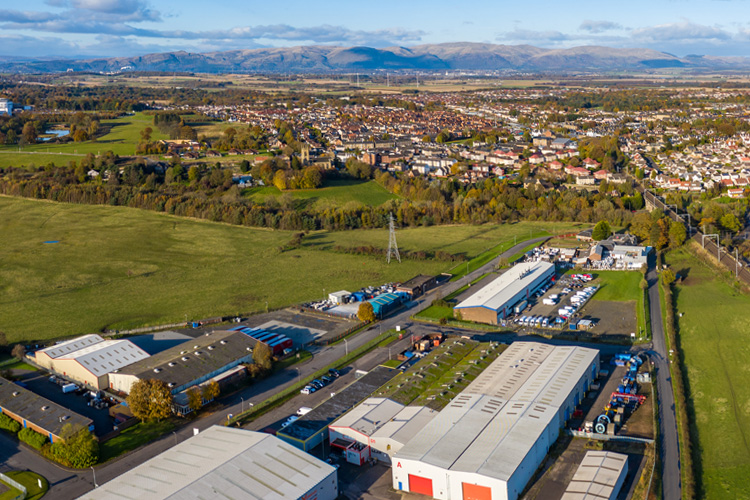 Lochlands Industrial Estate, Larbert